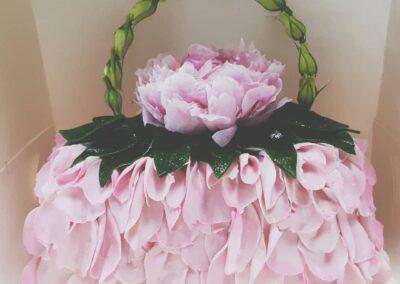 Pink Petal handbag