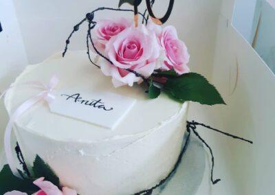 Classic Cake Pink