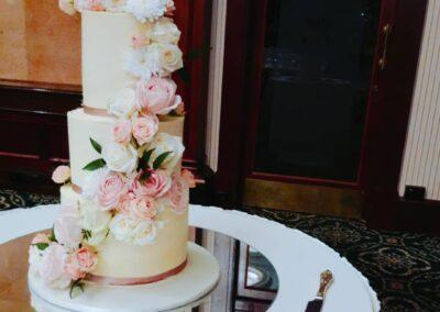 Wedding 3 tier garland