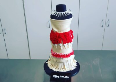 Sassy Dress Cake
