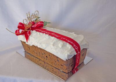 Christmas Bar Cake